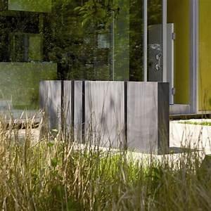 Jardiniere Haute Sur Pied : jardini re zinc haute jardinchic ~ Melissatoandfro.com Idées de Décoration