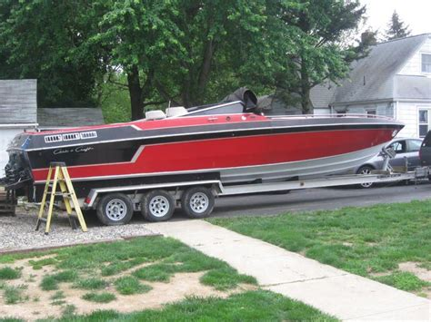 Chris Craft Stinger Boats For Sale by 1985 Chris Craft 312 Stinger Limited Located In New Jersey