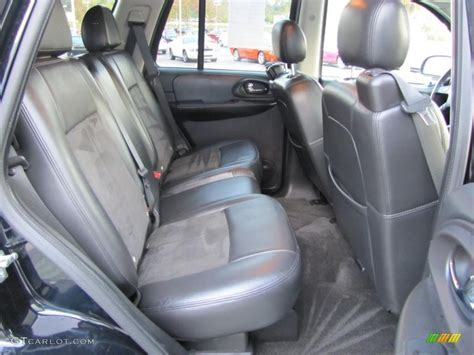2007 Chevrolet Trailblazer Ss Interior Photo #38080367