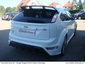 Occasion Ford Focus : ford focus rs 2009 occasion auto ford focus ~ Gottalentnigeria.com Avis de Voitures