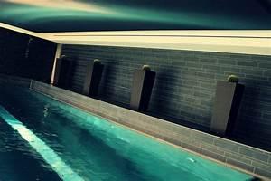 Eclairage Piscine Bois : eclairage exterieur piscine terrasse with eclairage ~ Edinachiropracticcenter.com Idées de Décoration
