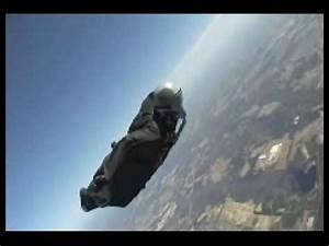 US Army Wing Suit Record - YouTube