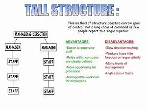 Pricing Strategies Organisational Structures