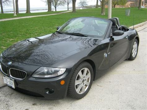 Purchase Used 2005 Bmw Z4 25i Convertible 2door 25l In