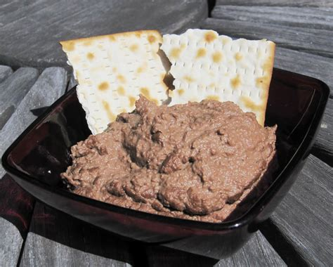 recipe chicken liver pate with armagnac and walnuts