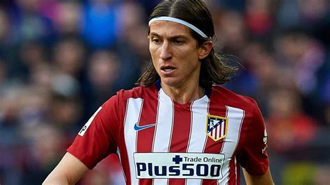 Primier League Standings by Atletico S Filipe Luis Ban For Horror Tackle On Lionel