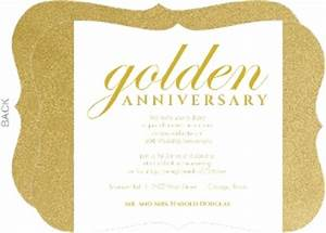 50th anniversary invitations With print your own 50th wedding anniversary invitations