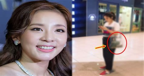 Sandara park started her career first in the philippines as an entertainer. Sandara Park's Transparent Shopping Bag Got Jaw-Dropping Price