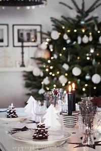 Tischdeko Ideen Weihnachten : weihnachtsbaum schm cken sch ne ideen wohnkonfetti ~ Markanthonyermac.com Haus und Dekorationen