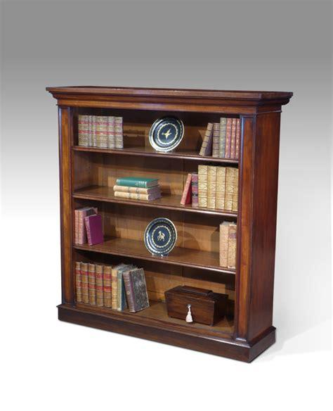 Antique Bookcases Uk by Antique Open Bookcase Large Antique Bookcase Mahogany