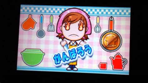 cooking mama  kitchen magic gameplay demo  nintendo