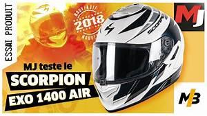 Moto Journal Youtube : test casque scorpion exo 1400 air on ach te ou pas moto journal youtube ~ Medecine-chirurgie-esthetiques.com Avis de Voitures
