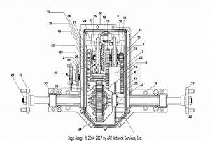 Mtd 14as845h372  1998  Parts Diagram For Transmission