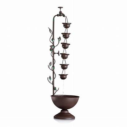 Fountain Alpine Outdoor Cup Corporation Fountains Tiered