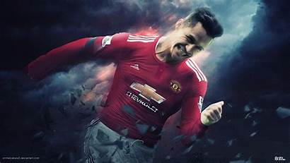 Sanchez Alexis Manchester United Wallpapers Utd Welcome
