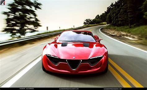alfa romeo  concept  italian musclecar autoevolution