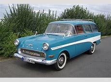 1960 Opel Caravan Information and photos MOMENTcar