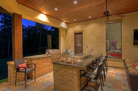 kitchen island with hibachi grill feel the delight moment of a barbeque in your home 8254
