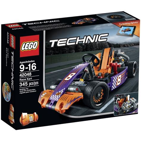 technic sets technic sets 42048 race kart new