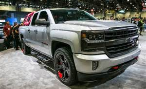 Chevy Colorado Floor Mats 2015 by Chevrolet Red Line Series Concepts Unveiled News Car