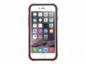 Coque Pour Iphone 6 : x doria defense shield coque de protection pour iphone 6 6s rouge coques iphone ~ Teatrodelosmanantiales.com Idées de Décoration