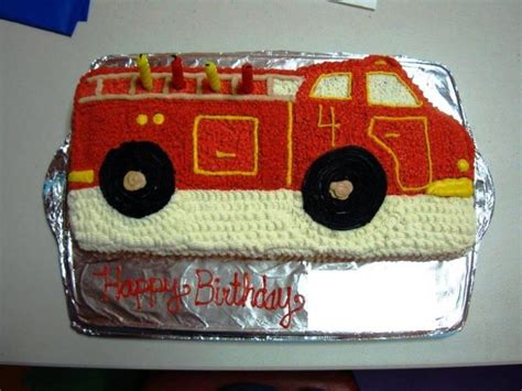 truck birthday cake templates sampletemplatess