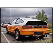 Honda CRX 1983 1991