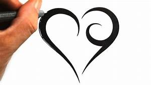 Cool Heart Designs To Draw | www.pixshark.com - Images ...