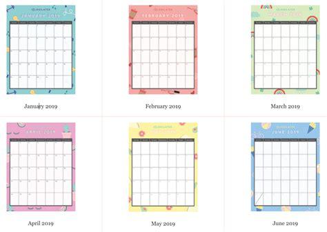 calendar archives blogilates