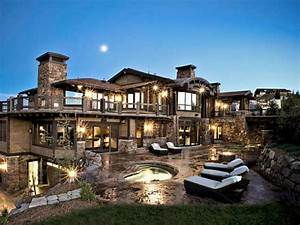 $21 9 Million Contemporary Mountaintop Mansion In Park