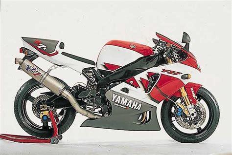Yamaha R7 by Yamaha R7 1999 2000 Review Mcn