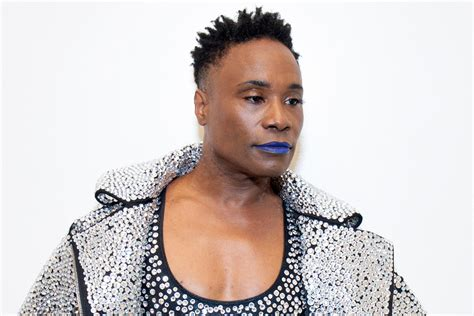 Billy Porter Wears Crystal Covered Catsuit Worldpride
