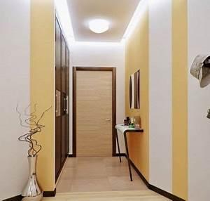 Couleur Peinture Couloir : peinture couloir moderne est ce qu il y a des couleurs ringards ~ Mglfilm.com Idées de Décoration
