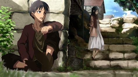 shingeki  kyojin mikasa ackerman anime wallpapers hd