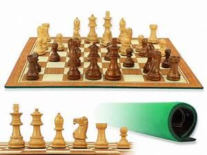 Unique Staunton Wooden Chess Set Pieces 2 4 U0026quot    Chess