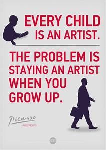 Pablo Picasso &... Pablo Picasso Funny Quotes