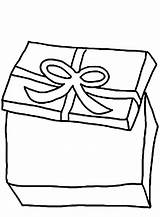 Coloring Present Boxes Opening Button Through Templates Otherwise Grab Template sketch template