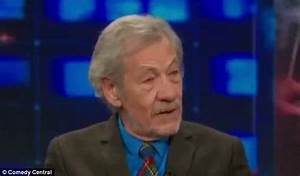 Sir Ian McKellen reveals his late mother inspired him to ...