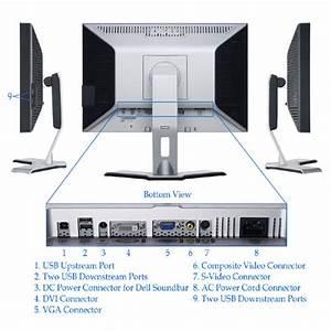 Dell Monitor 2009w Usb Manual