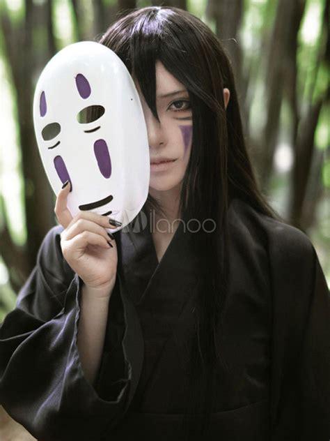 ne spirited  aucun visage kaonashi sans visage cosplay