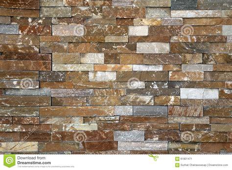 piastrelle da parete pietra la parete di pietra piastrella il marmo marrone