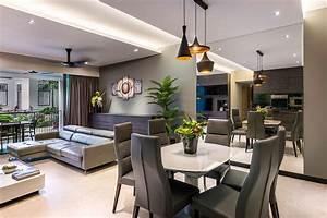 Singapore, Condominium, Interior, Design, At, The, Grand, Duchess
