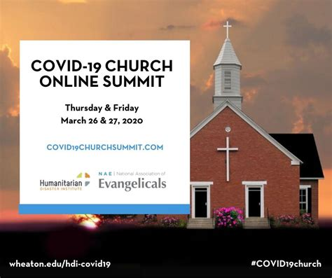 church leaders digital summit responding  covid
