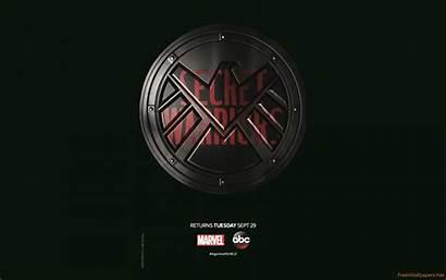 Shield Agents Wallpapers Season Secret Background Poster