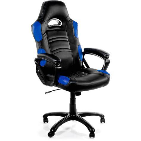 arozzi enzo gaming chair arozzi enzo gaming chair blue enzo bl b h photo
