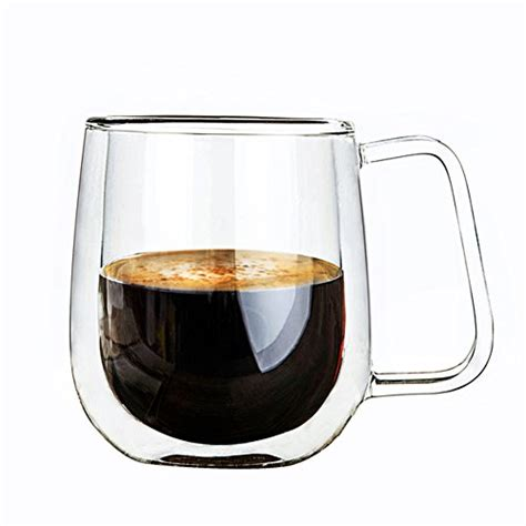 And while the interior and lip are glass—no metallic. 20 Best Double Wall Insulated Glasses