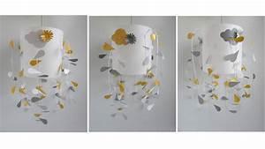Suspension Chambre Bébé : suspension luminaire bebe chambre 2017 et plafonnier ~ Voncanada.com Idées de Décoration