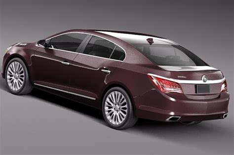 2016 Buick Lacrosse Review, Design, Release Date