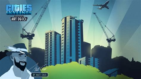 matt shroomblaze crux deco cities skylines dlc released