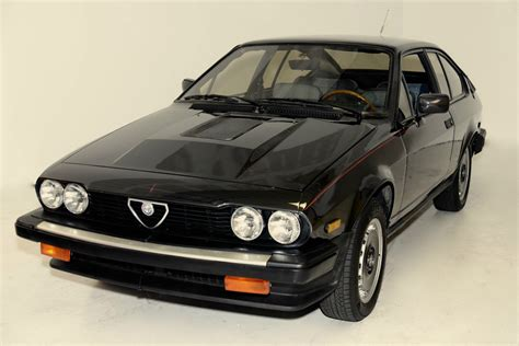 1983 Alfa Romeo Gtv6 Digestible Collectible